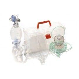 Kit de reanimación para niños