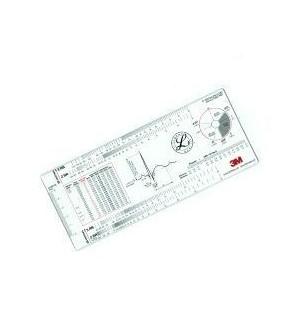 Regla Electrocardiograma / ECG Littmann
