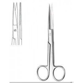 Tijera Cirugía Recta Aguda/Aguda 14.5 cms.