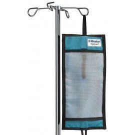 metpak® 3000 ml, manómetro cromado, con brazalete azul para infusión a presión