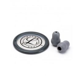 Kit de repuestos Littmann para Master Classic, Master Veterinaria y Select, color gris