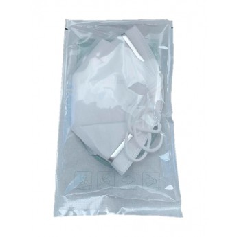 Mascarilla médica desechable de tres capas con goma reverso